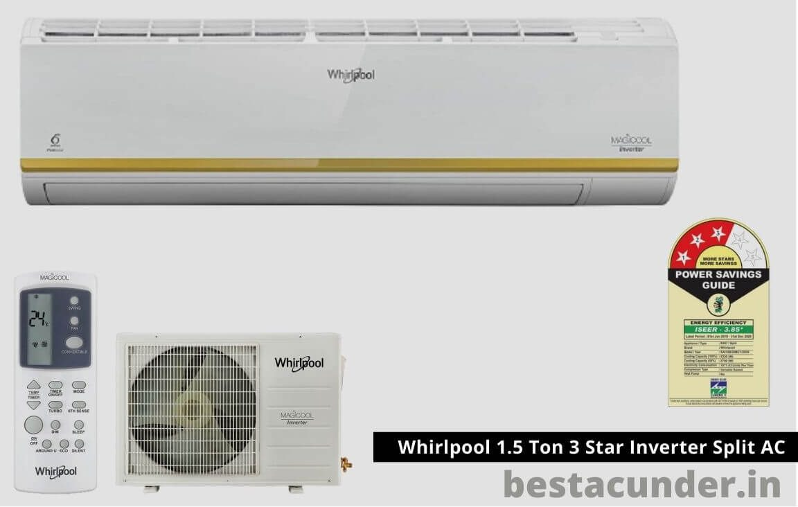 whirlpool magicool elite pro air conditioner review
